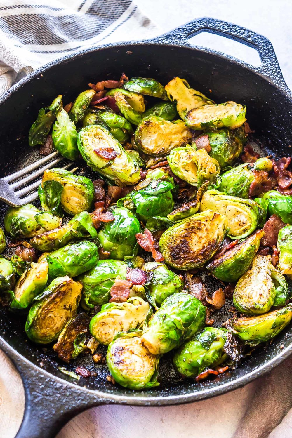 Bacon Brussels Sporuts